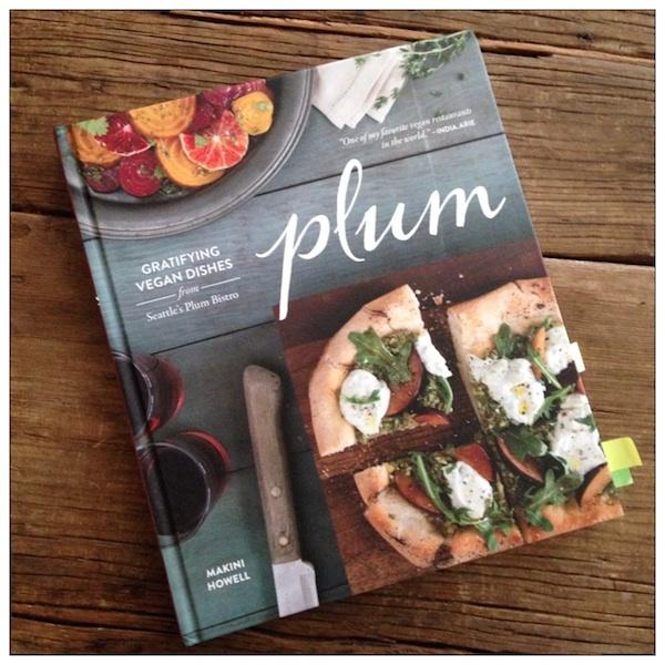 Plum Bistro cookbook review by Recipe Renovator