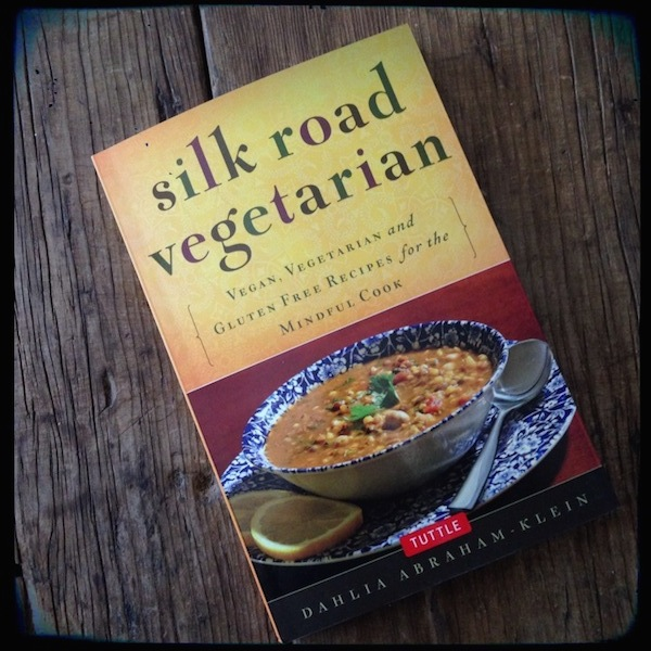 Silk Road Vegetarian Cover | Cookbook review by Stephanie Weaver, TheRecipe Renovator