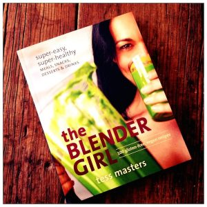 Blender Girl Cookbook Cover | Cookbook Review by Recipe Renovator