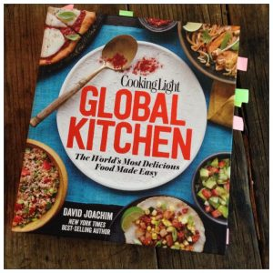Cooking Light Global Kitchen | review by Recipe Renovator