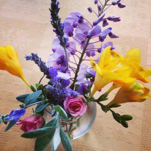Spring Flowers by Recipe Renovator
