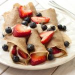 Berry Crepes | Gluten-free, low-sodium, migraine-friendly | Recipe Renovator