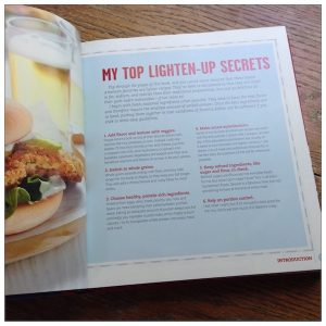Cookbook review: Lighten Up, America! | Recipe Renovator