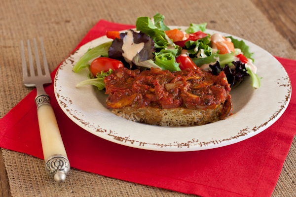 Meatloaf | Paleo, migraine-friendly, low-sodium