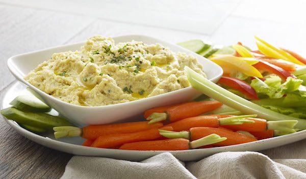 Hemp Seed Hummus from Super Seeds by Kim Lutz