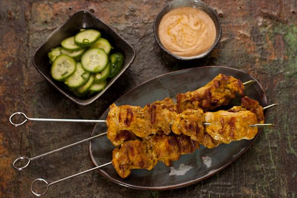 Chicken Satay | Gluten-free, low-sodium | Recipe Renovator