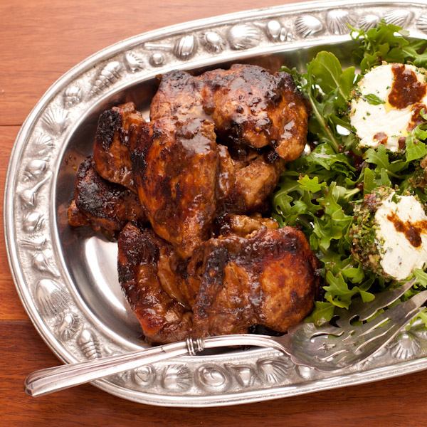 Fig-Balsamic Glazed Chicken | Gluten-free | Recipe Renovator