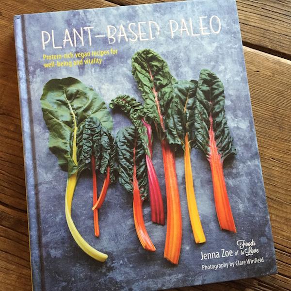 Recipe Renovator reviews: Plant-Based Paleo by Jenna Zoe