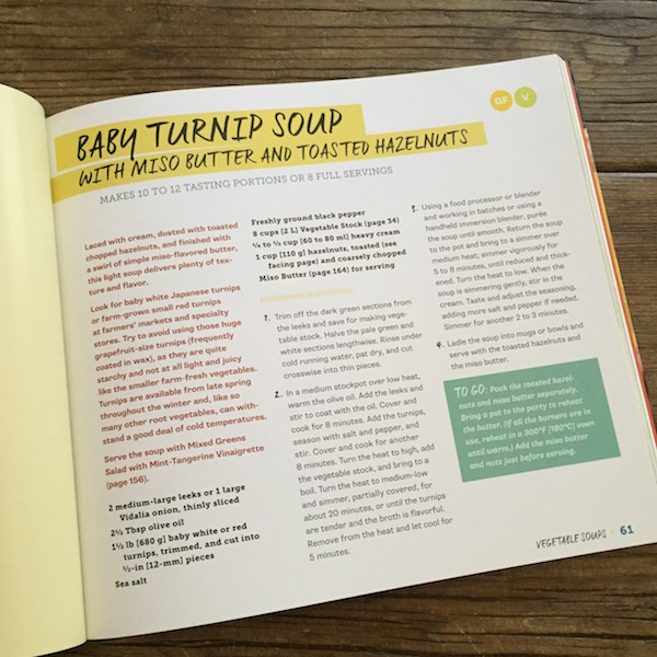 Review of Soup Swap by Kathy Gunst on Recipe Renovator | Genius idea!