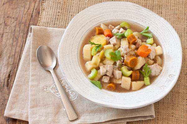 Perfect chicken soup | Gluten-free, paleo, migraine-friendly