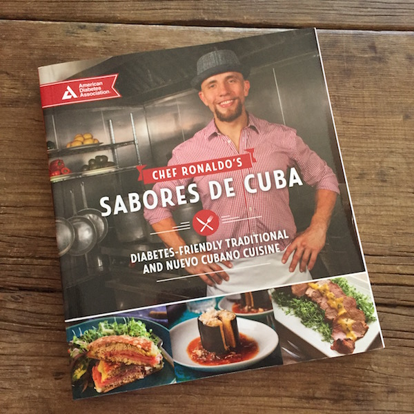 Cookbook review: Chef Ronaldo's Sabores de Cuba - Migraine