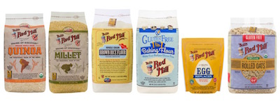 Bob's Red Mill gluten-free starter kit